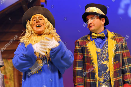 Editorial image of 'The Wizard of Oz' Pantomime at Weymouth, Dorset, Britain - 17 Dec 2009