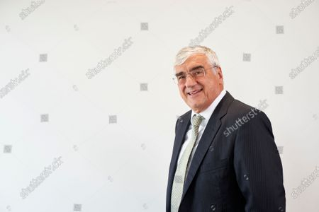 Editorial photo of Sir Michael Hintze, Group Executive Chairman and Senior Investment Officer of CQS, London, UK - 04 Sep 2019
