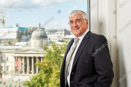 Stock Picture of Sir Michael Hintze