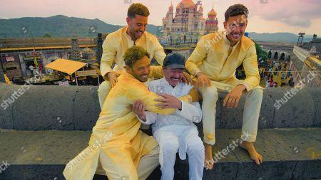 Editorial photo of 'Absolutely India: Mancs in Mumbai' TV Show, Series 1, Episode 6, UK - 03 Jun 2020