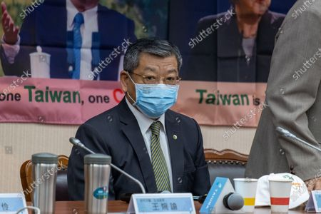 Stock Photo of Taiwan undersecretary of the Ministry of Foreign Affairs Kelly Wu-Chiao Hsieh seen during a conference about Taiwan's efforts to get into the World Health Assembly organized by the World Health Organization (WHO). Despite efforts by the Taiwanese government and its diplomatic allies, Health Minister Chen Shih-chung told the media that the government has yet to receive an invitation.