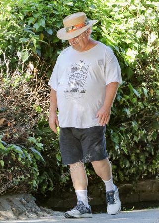 Stock Photo of Kyle Gass of 'Tenacious D'