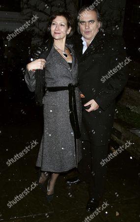 Dave Benett and Rosanna Benett