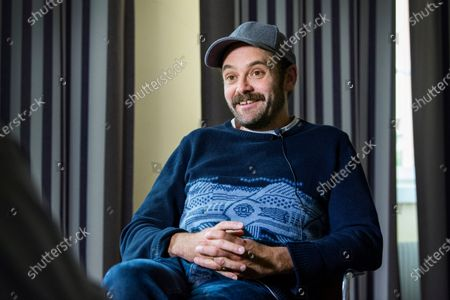 Swedish / Danish actor David Dencik