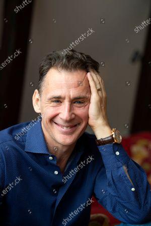 Swedish author writer David Lagercrantz