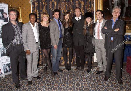 Kelly Price, Dominic Rowan, Keira Knightley, Tara Fitzgerald, Chuk Iwuji, Damian Lewis and Nicholas Le Prevost