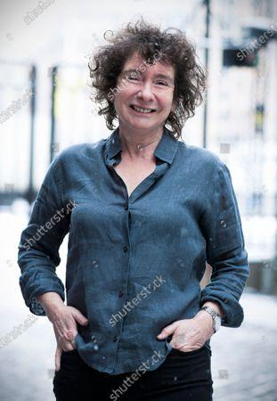 British author writer Jeanette Winterson