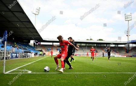 Editorial photo of VfL Bochum 1848 vs 1. FC Heidenheim 1846, Germany - 16 May 2020