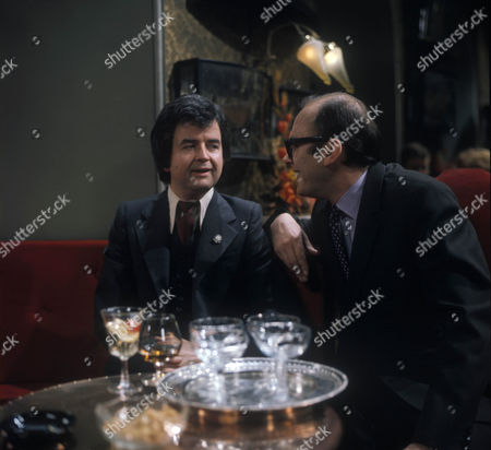 'Dear Mother.....Love Albert' TV Series - 1969 - 1972 - Rodney Bewes as Albert Courtnay and Garfield Morgan as A.C. Strain.