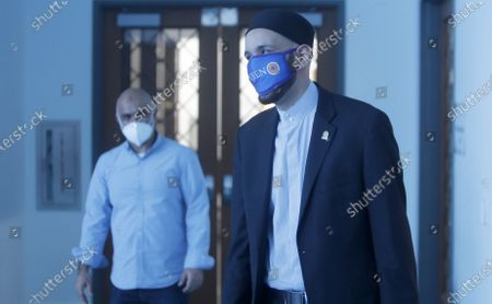 Editorial photo of Virus Outbreak Religion Online, Irvin, United States - 13 May 2020