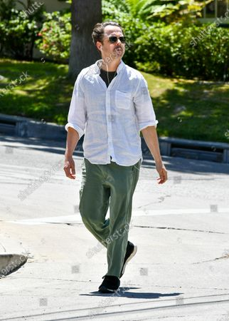 Editorial photo of Giovanni Ribisi out and about, Los Angeles, USA - 16 May 2020