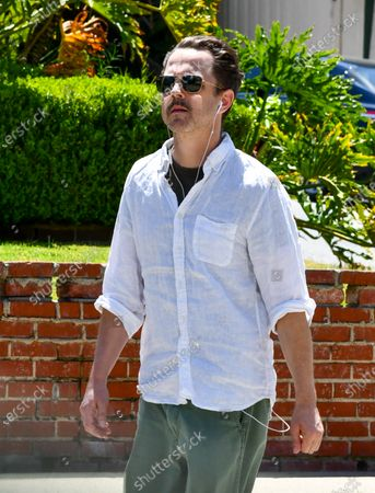 Editorial image of Giovanni Ribisi out and about, Los Angeles, USA - 16 May 2020
