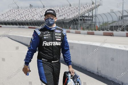 Editorial picture of NASCAR Auto Racing, Darlington, United States - 17 May 2020