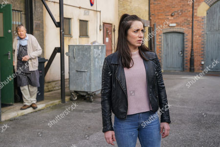 Editorial picture of 'Coronation Street' TV Show, UK - 2020