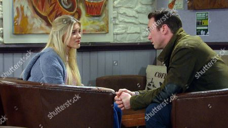 Ep 8795 Monday 25th May 2020 Leanna is making things up with Liam Cavanagh, as played by Jonny McPherson, but what does this mean for Leyla and Liam's relationship? With Leanna Cavanagh, as played by Mimi Slinger.