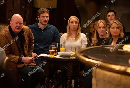 Ep 8798 Monday 1st June 2020 The whole pub is left shocked when the quiz screen is filled with a screenshot of texts between Belle Dingle, as played by Eden Taylor-Draper, and Jamie Tate, as played by Alexander Lincoln. Andrea Tate, pretends this is the first she's known of Jamie's affair and flees in disgust but how will Belle feel when Jamie blames Belle for outing them? With Paddy Kirk, as played by Dominic Brunt ; Vanessa Woodfield, as played by Michelle Hardwick ; Charity Dingle, as played by Emma Atkins.