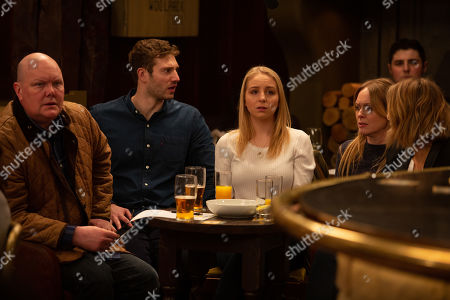 Editorial photo of 'Emmerdale' TV Show, UK - 2020