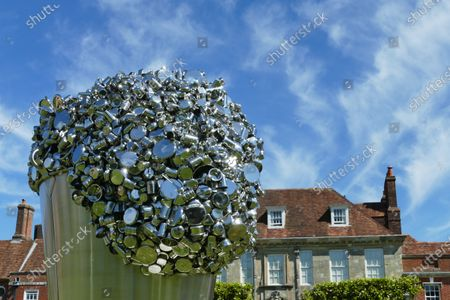 Stock Image of 'When Soak Becomes Spill' by Subodh Gupta