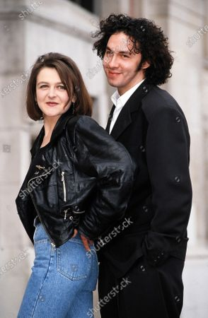 Paul Mowatt and Marina Ogilvy - Rear of the Year 1991