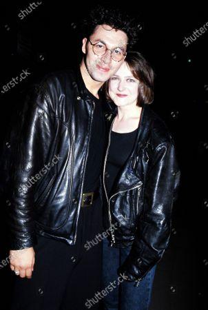 Paul Mowatt and Marina Ogilvy 1991
