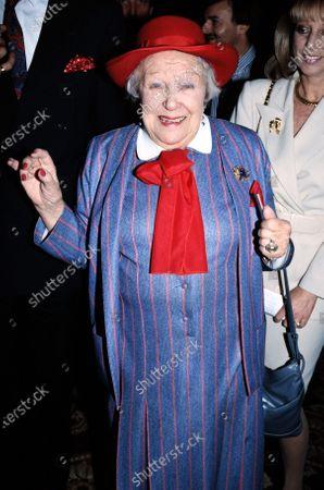 Stock Photo of Doris Hare c.1992