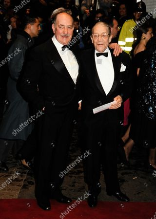 Stock Picture of Alfred Marks and Jimmy Jewel c.1992