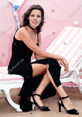 Stock Image of Tahnee Welch - Cannes 1993