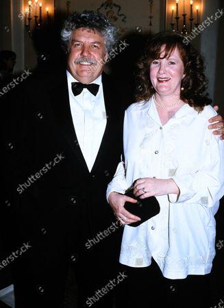 Colin Welland and wife Patricia 1993