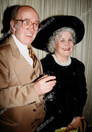 Stock Picture of Kenneth Waller and Jean Boht c.1995