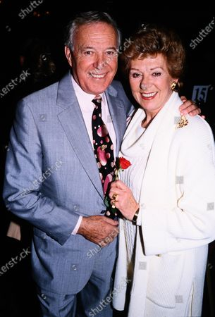 Val Doonican and wife c.1995