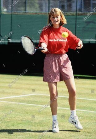 Sue Cook 1995