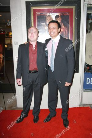 Stock Picture of Jon Keeyes and Nesim Hason