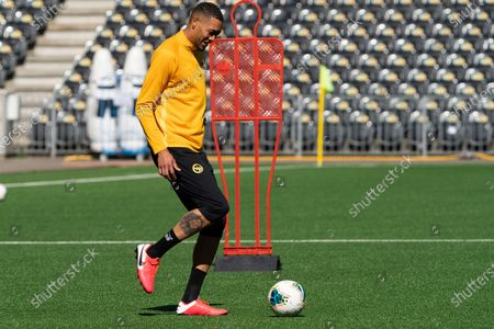 Editorial photo of BCS Young Boys first training session, Bern, Stade de Suisse, Switzerland - 18 May 2020