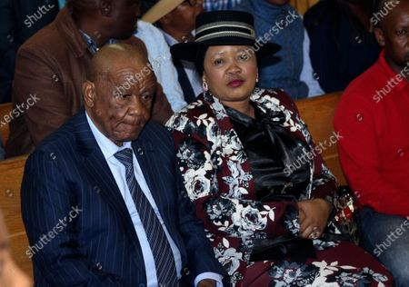 Editorial picture of Prime Minister, Maseru, Lesotho - 24 Feb 2020