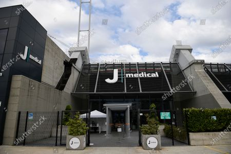 Juventus JMedical Medical Center where medical visits are made to sports players