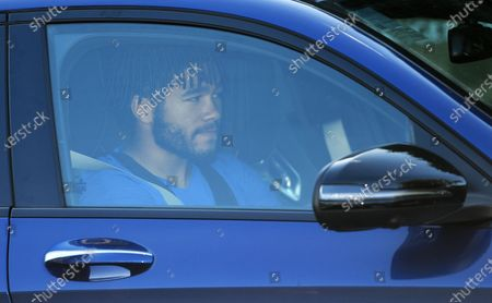 Chelsea's Reece James leaves training in London, Britain, 19 May 2020. English Premier League clubs resumed training activities in small groups as Britain's lockdown eases amid the ongoing SARS-CoV-2 coronavirus pandemic which causes the COVID-19 disease.