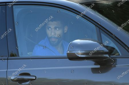 Chelsea's Ruben Loftus-Cheek leaves training in London, Britain, 19 May 2020. English Premier League clubs resumed training activities in small groups as Britain's lockdown eases amid the ongoing SARS-CoV-2 coronavirus pandemic which causes the COVID-19 disease.