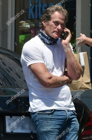 Editorial image of Exclusive - Rande Gerber out and about, Beverly Hills, USA - 19 May 2020