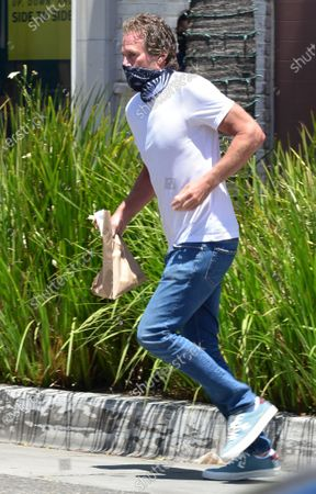 Stock Photo of Exclusive - Rande Gerber out and about in Beverly Hills