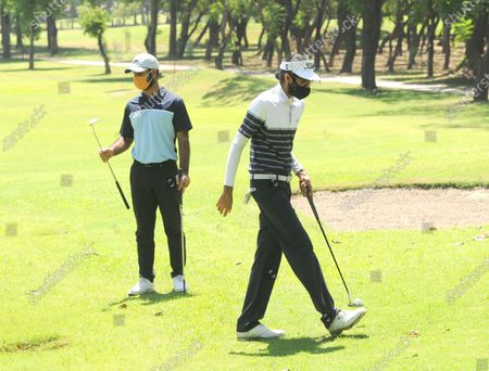 Editorial picture of Jeev Milkha Singh At Chandigarh Golf Club That Has Opened Following Relaxations In Lockdown, India - 20 May 2020