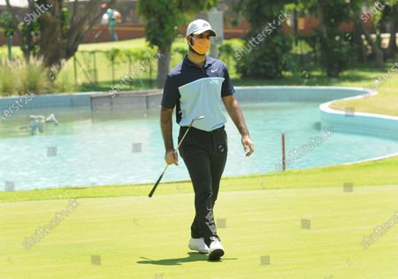 Editorial photo of Jeev Milkha Singh At Chandigarh Golf Club That Has Opened Following Relaxations In Lockdown, India - 20 May 2020