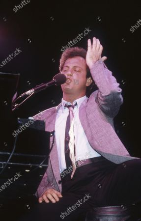 Stock Image of Billy Joel