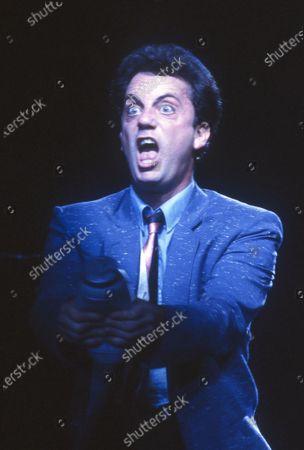 Stock Photo of Billy Joel