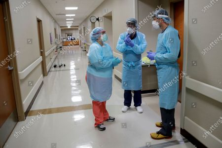 Editorial photo of Virus Outbreak Kansas, Lakin, United States - 20 May 2020