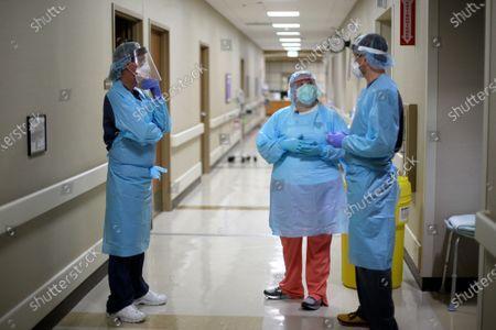 Editorial image of Virus Outbreak Kansas, Lakin, United States - 20 May 2020