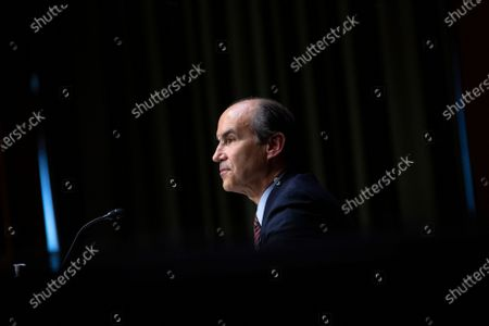 Editorial picture of Menezes Nomination Hearing, Washington, District of Columbia, USA - 20 May 2020