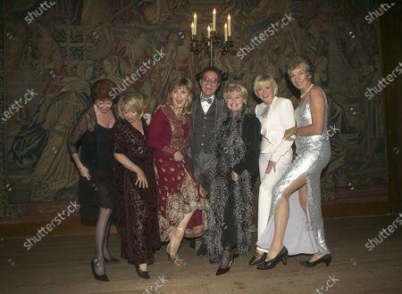 Editorial photo of Cliff Richard's Tennis Foundation Dinner, London, UK - 12 Dec 2003
