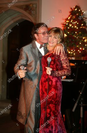 Editorial picture of Cliff Richard's Tennis Foundation Dinner, London, UK - 12 Dec 2003