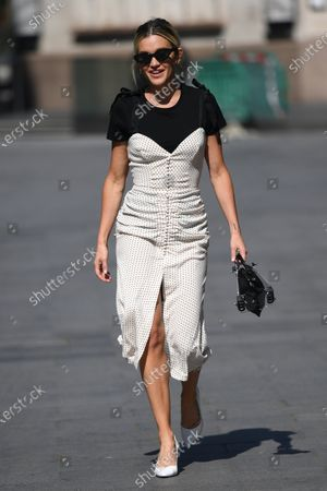 Editorial image of Ashley Roberts out and about, London, UK - 21 May 2020