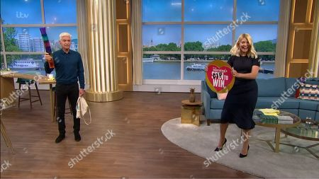 Editorial photo of 'This Morning' TV show, London, UK - 21 May 2020